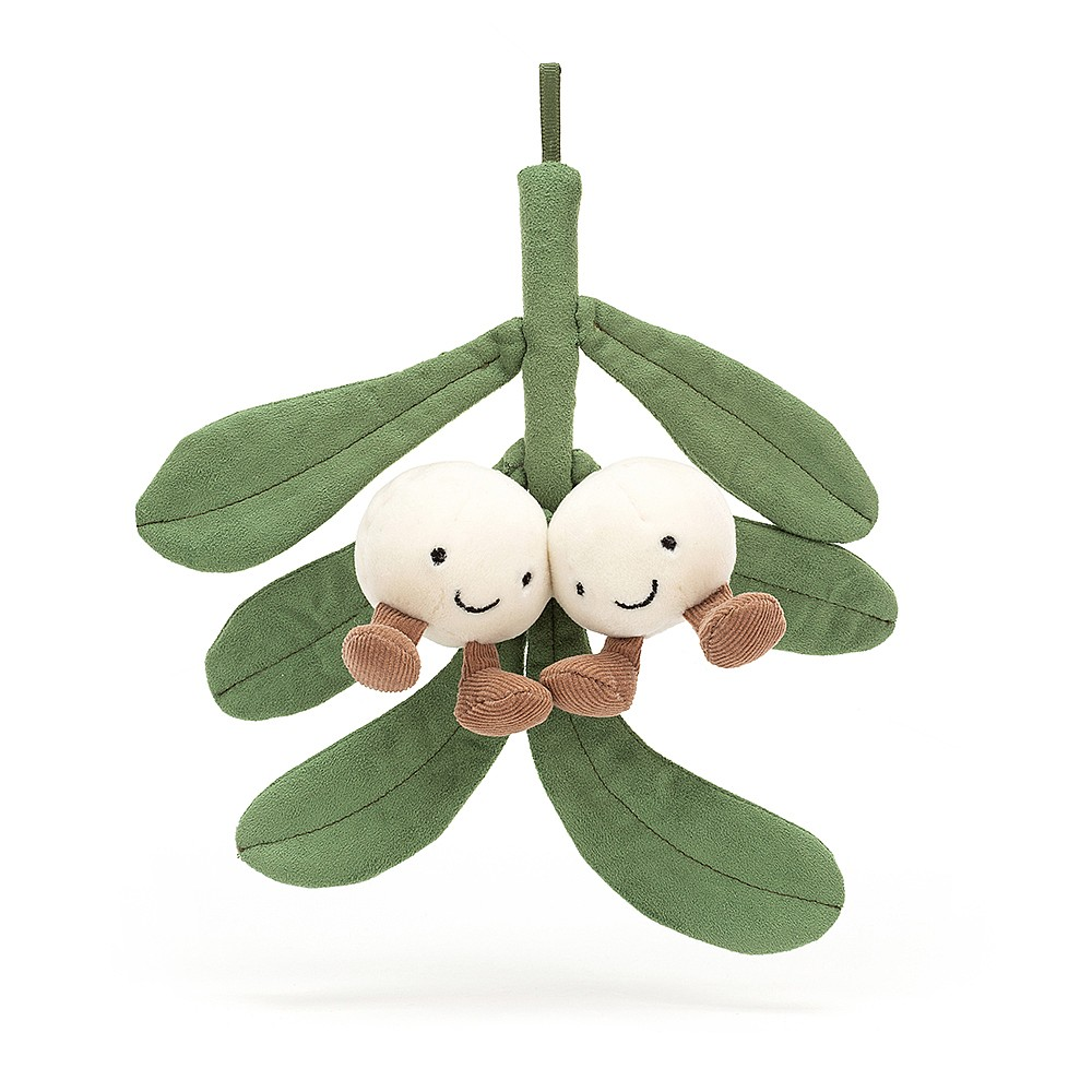 Buy Amuseable Mistletoe Online At Jellycat Com