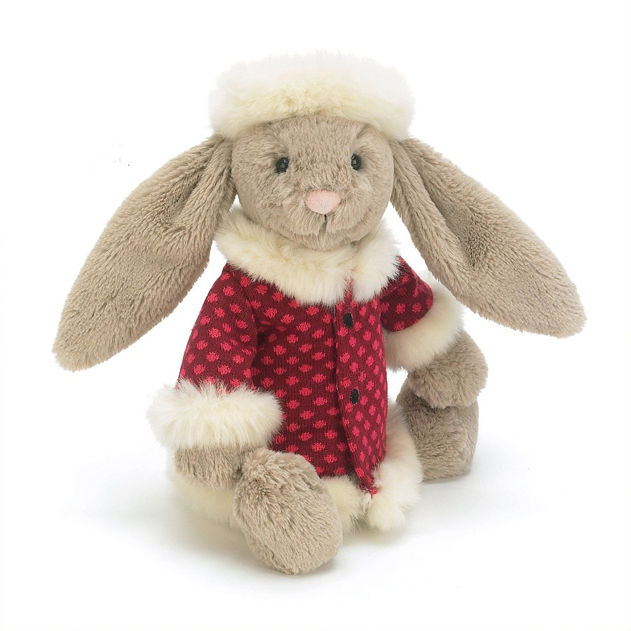 Toys For Winter : Buy betsy bunny winter wonderland online at jellycat