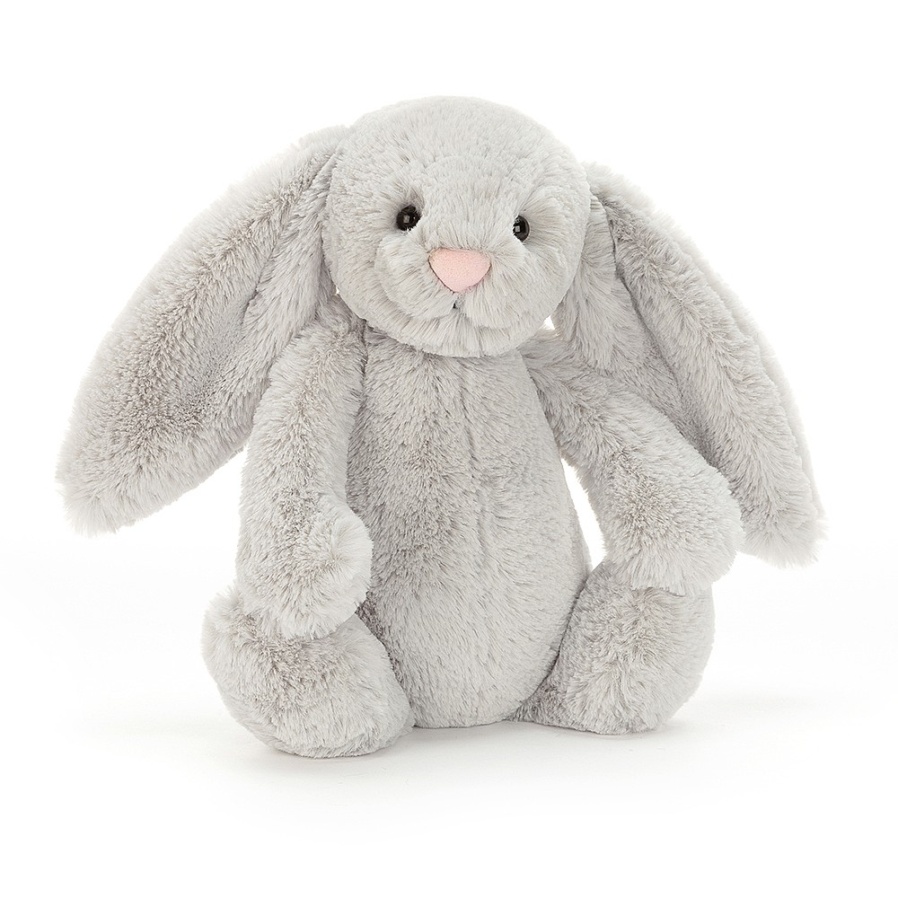 28e86a36e6f Buy Bashful Silver Bunny - Online at Jellycat.com