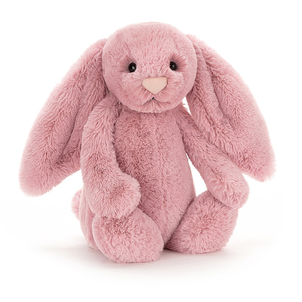 Small Toy Rabbits : Buy bashful tulip pink bunny online at jellycat
