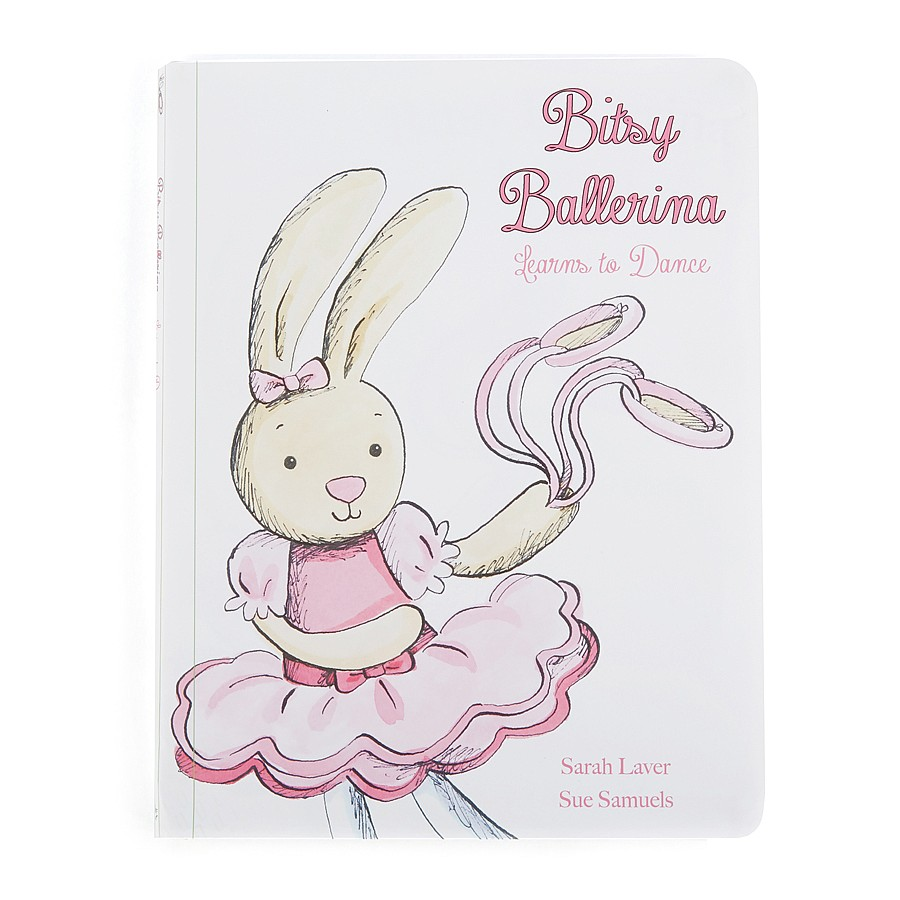 Buy bitsy ballerina book online at for Ballerina bilder kinderzimmer