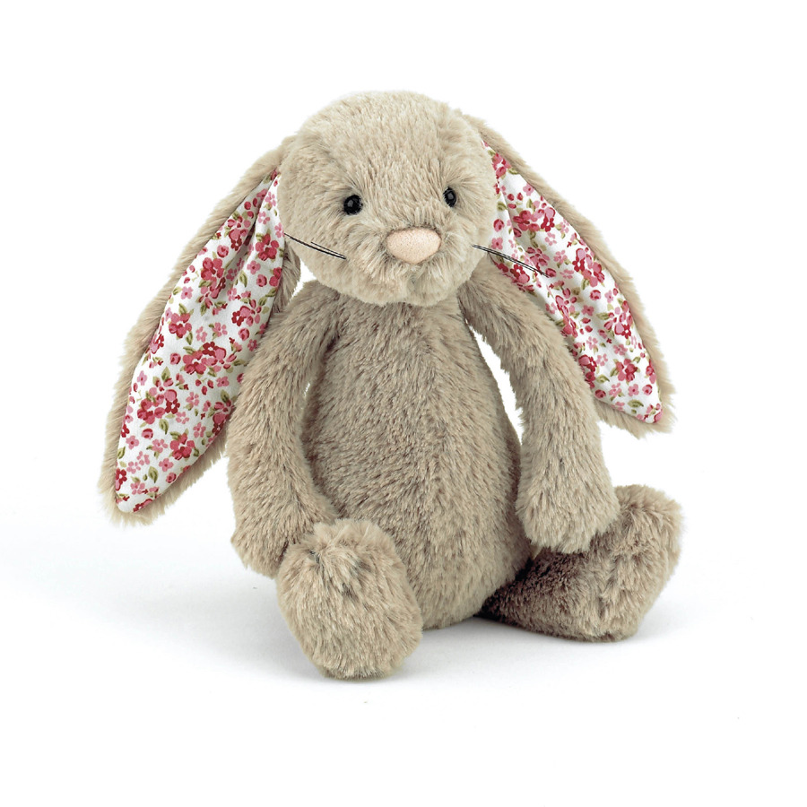 buy blossom bashful beige bunny   online at jellycat