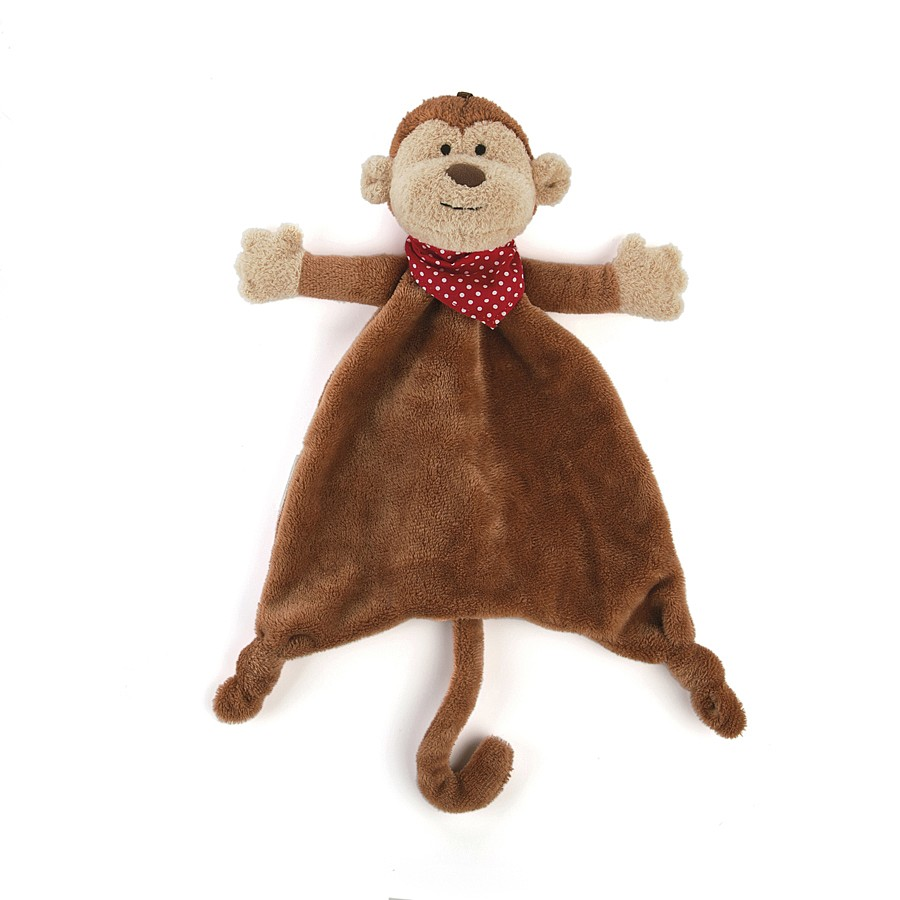Buy Cheeky Monkey Soother Online At Jellycat Com