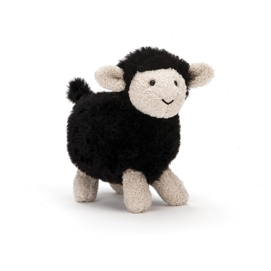 Black Lamb Stuffed Animal Www Topsimages Com