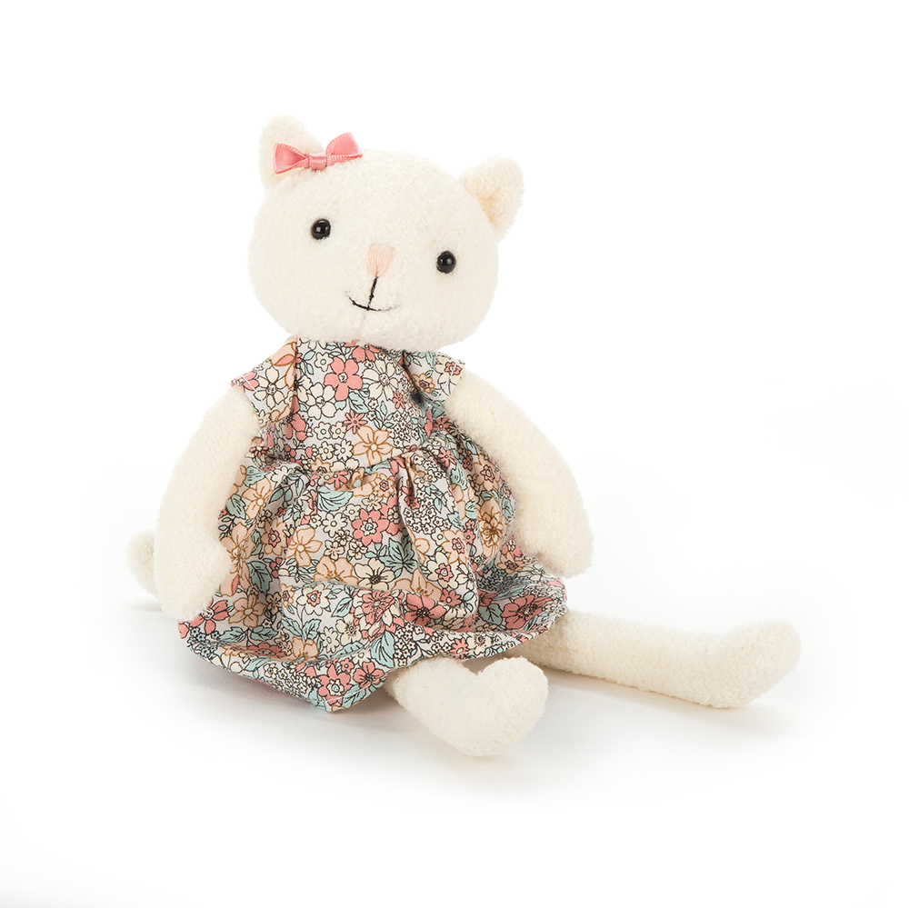 Buy Fleur Kitty Online At Jellycat Com