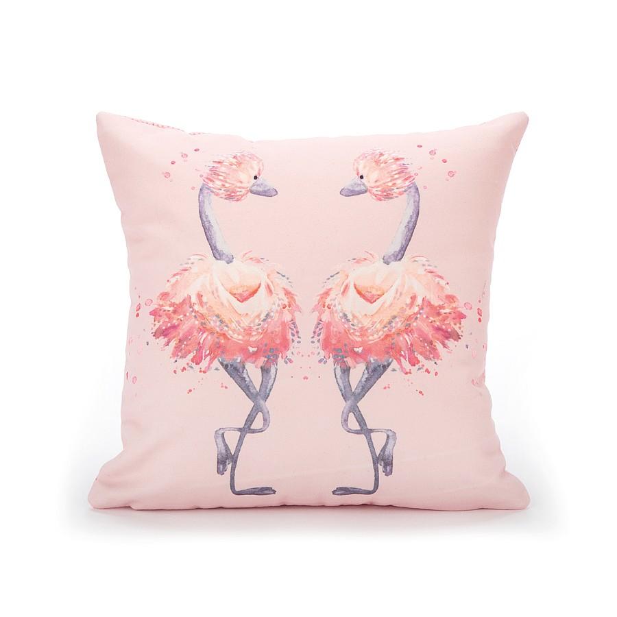28edd95da100 Glad To Be Me Pink Cushion