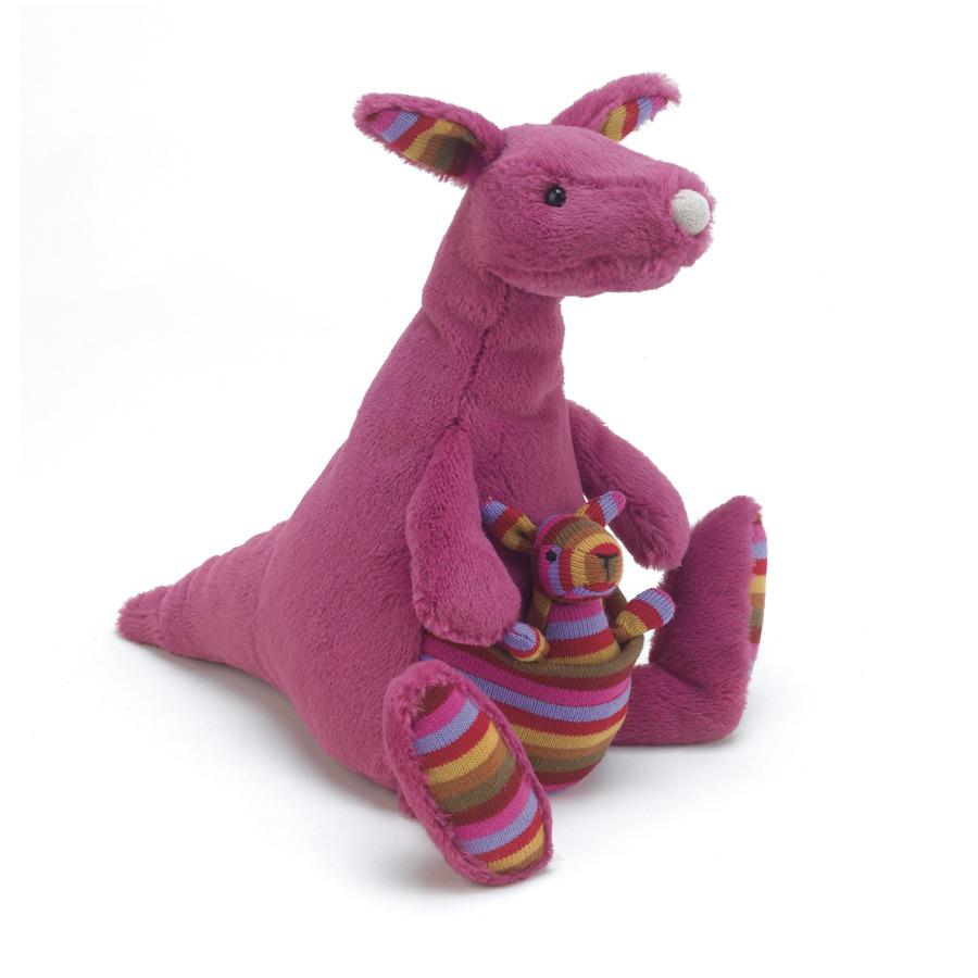 Buy Katie & Joey Kangaroo - Online at Jellycat com