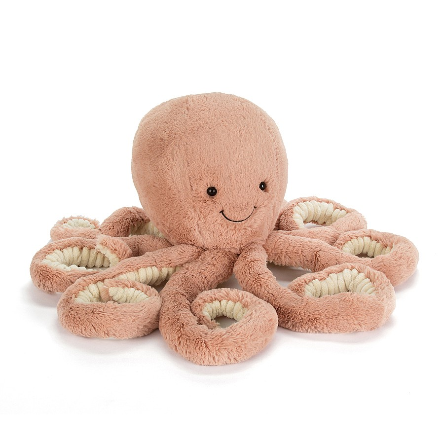 buy odell octopus online at jellycat com