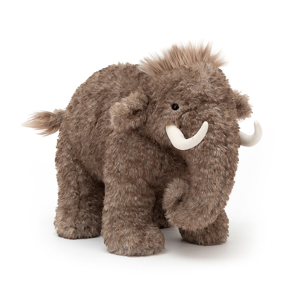 Buy Cassius Woolly Mammoth Online At Jellycat Com
