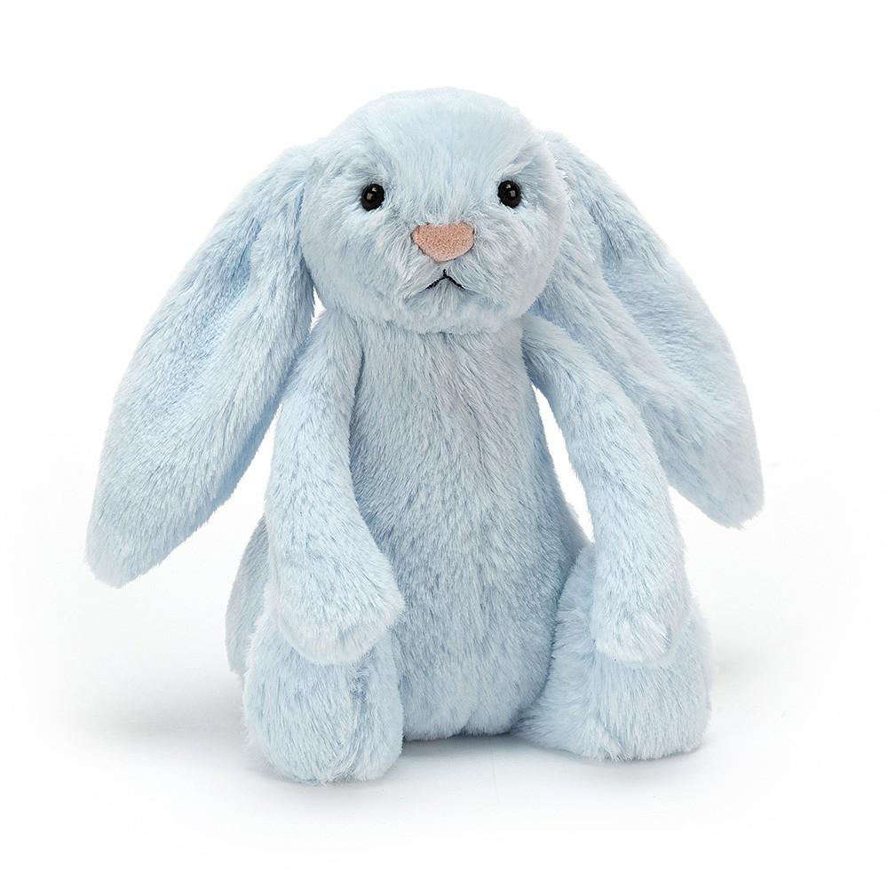 Buy Bashful Blue Bunny Rattle