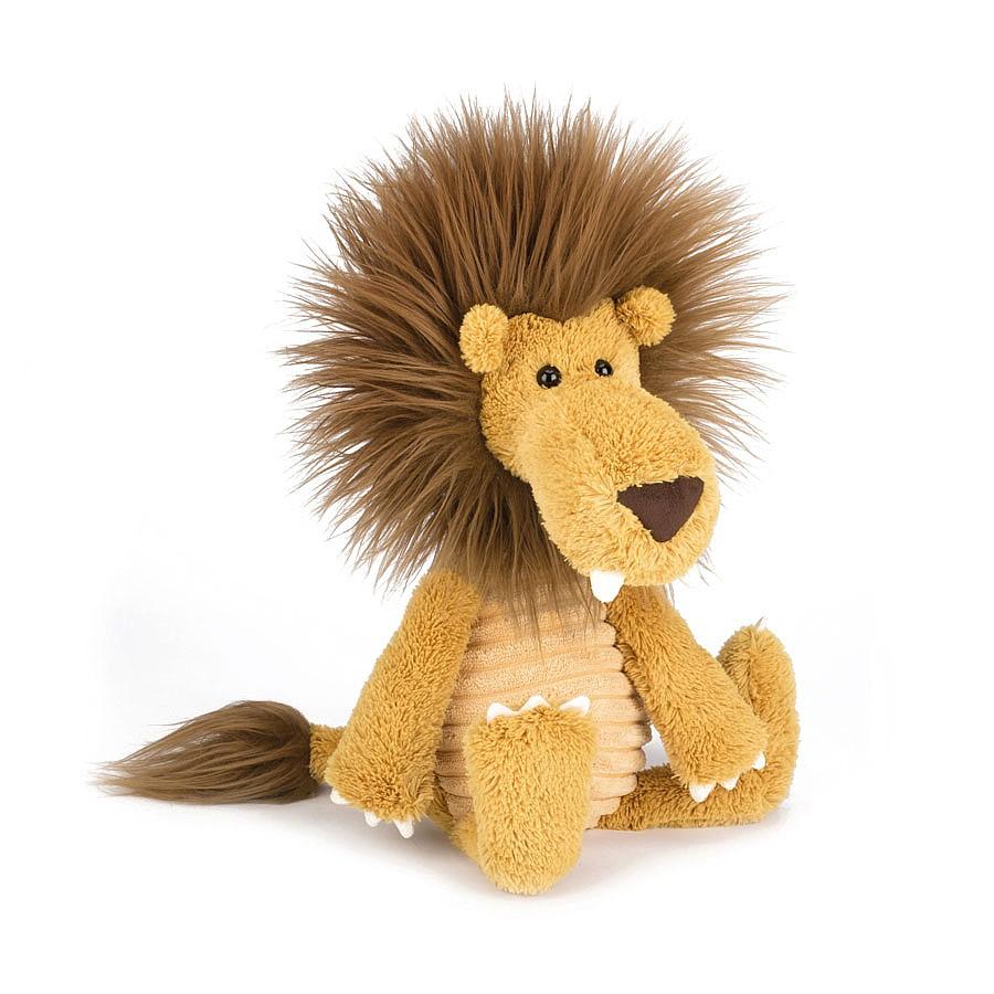 Buy Snagglebaggle Lawrence Lion Online At Jellycat Com