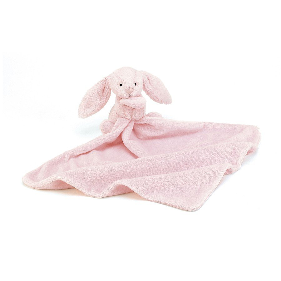 Buy Bashful Pink Bunny Soother Online At Jellycat Com