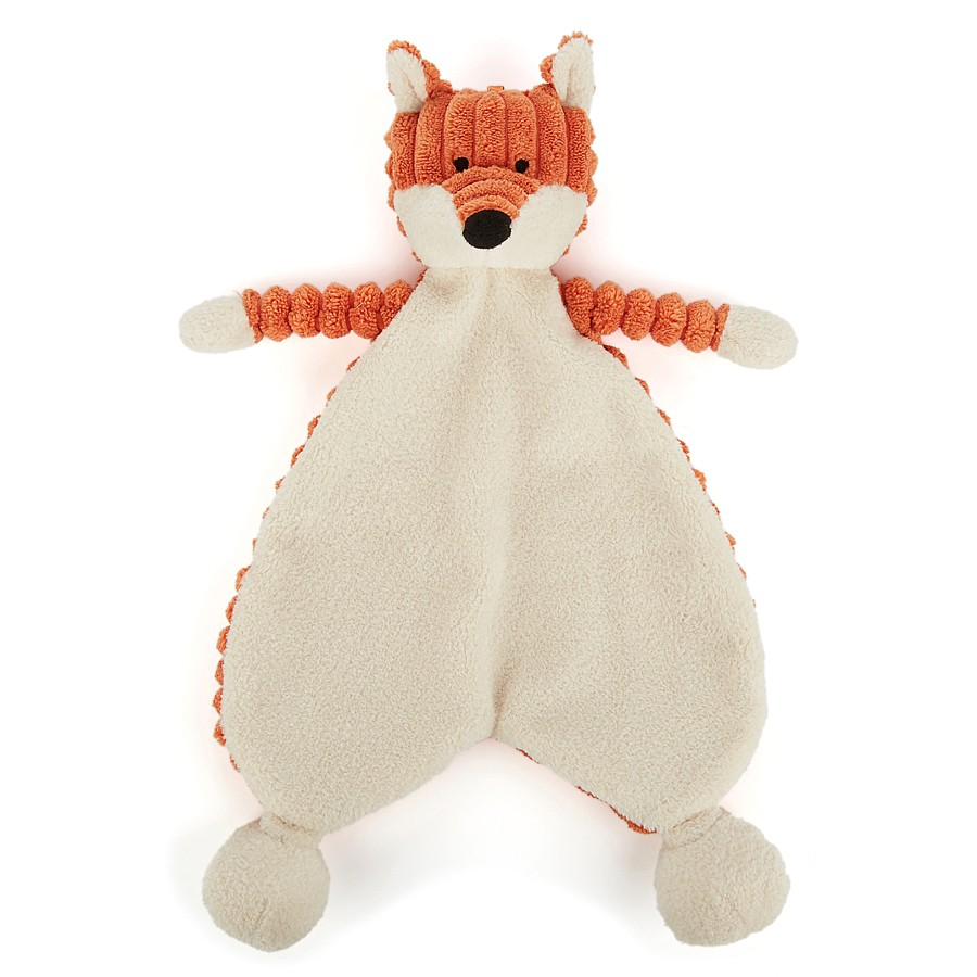 Buy Cordy Roy Baby Fox Soother Online At Jellycat Com