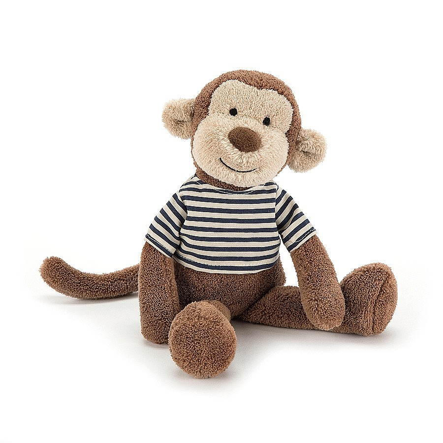 Buy Stripey Monkey Online At Jellycat Com