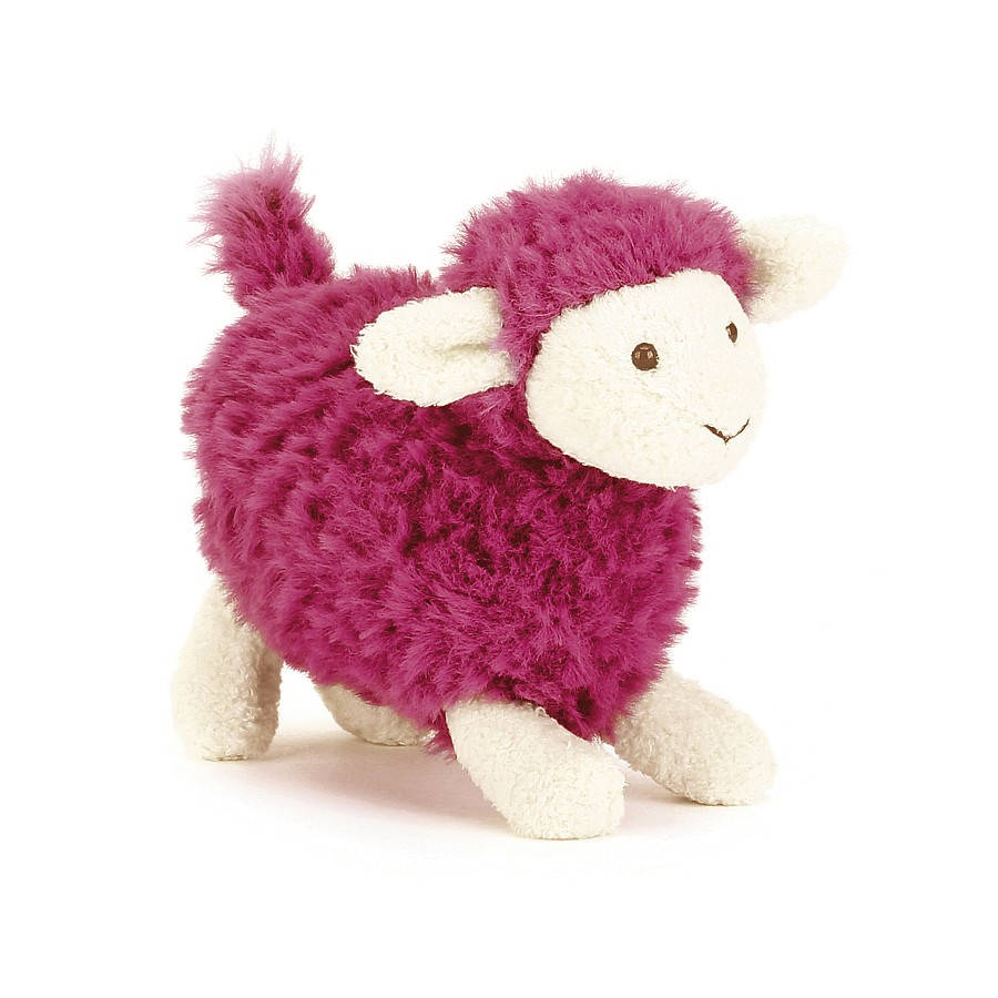 buy sugar sheep pink online at jellycat com