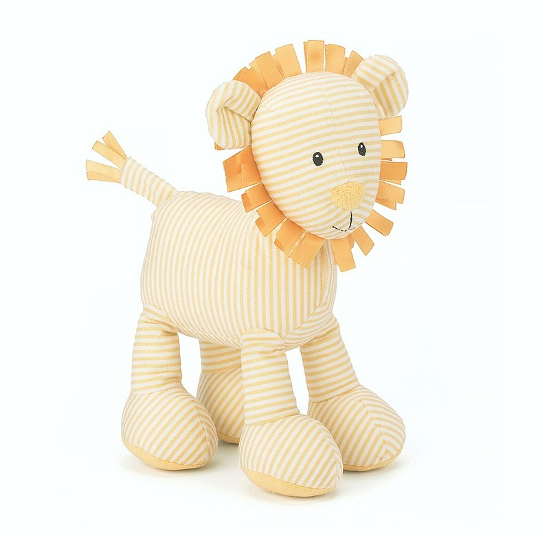 Albie Lion Soft Toy