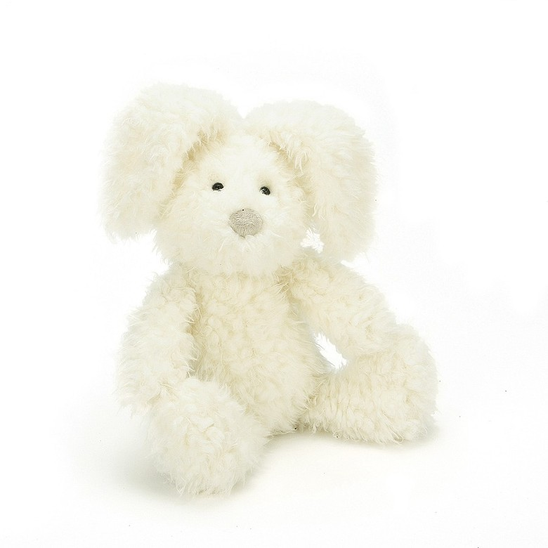 Angora Bunny Soft Toy