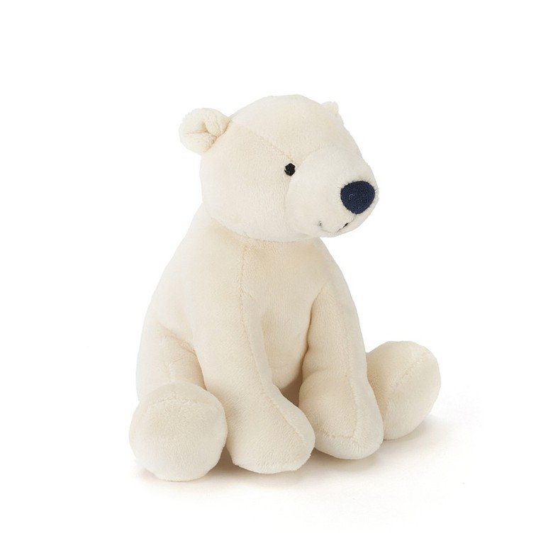 Arctic Polar Bear Rattle