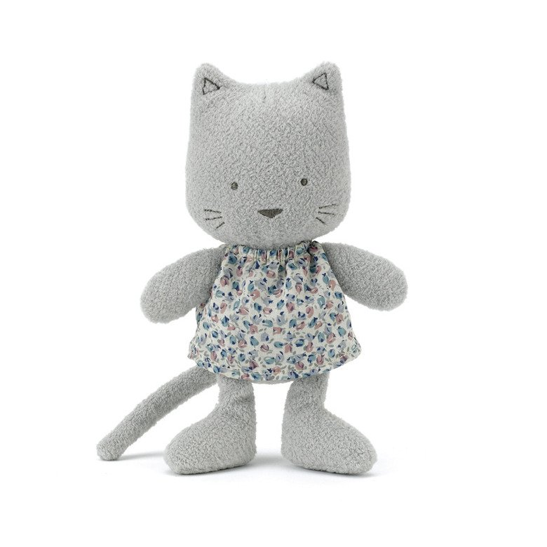 Bubble Kitty Soft Toy