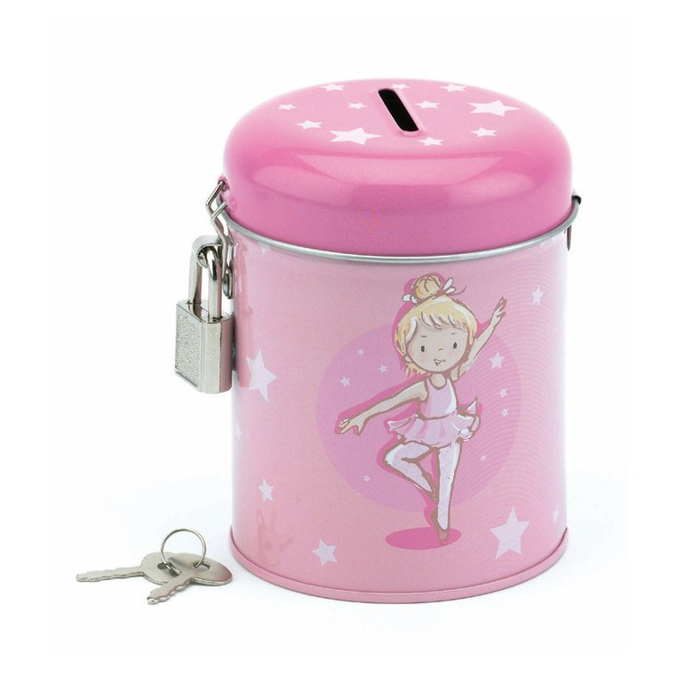 Bella Ballerina Money Box