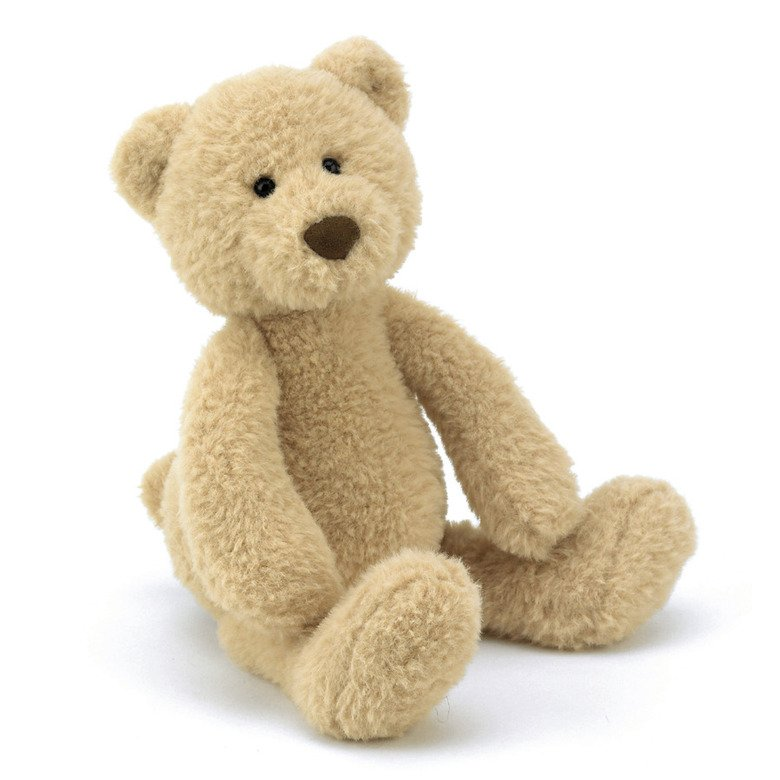 Babbington Bear Soft Toy