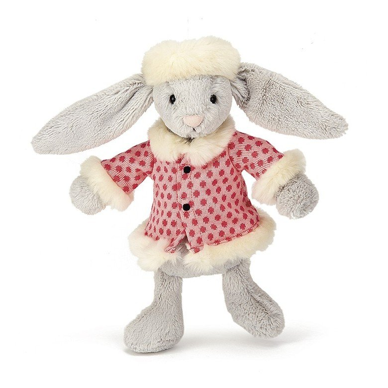 Bibi Bunny Winter Warmer Soft Toy