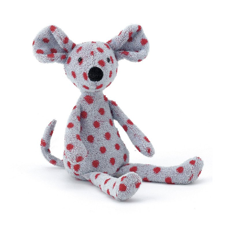 Bambina Mouse Soft Toy