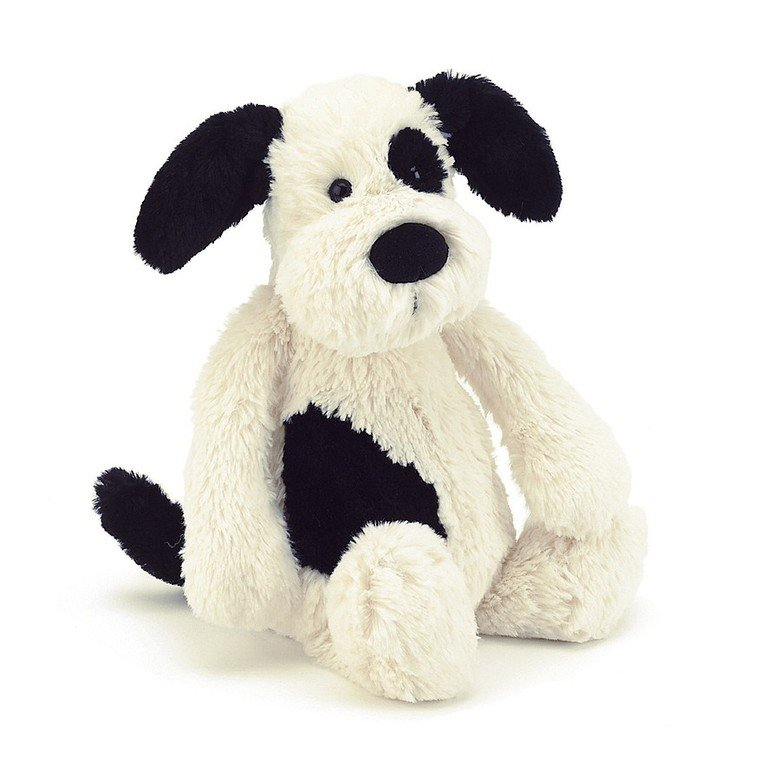 Bashful Puppy Soft Toy