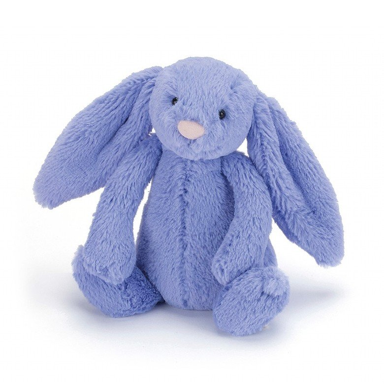 Bashful Bluebell Bunny Soft Toy