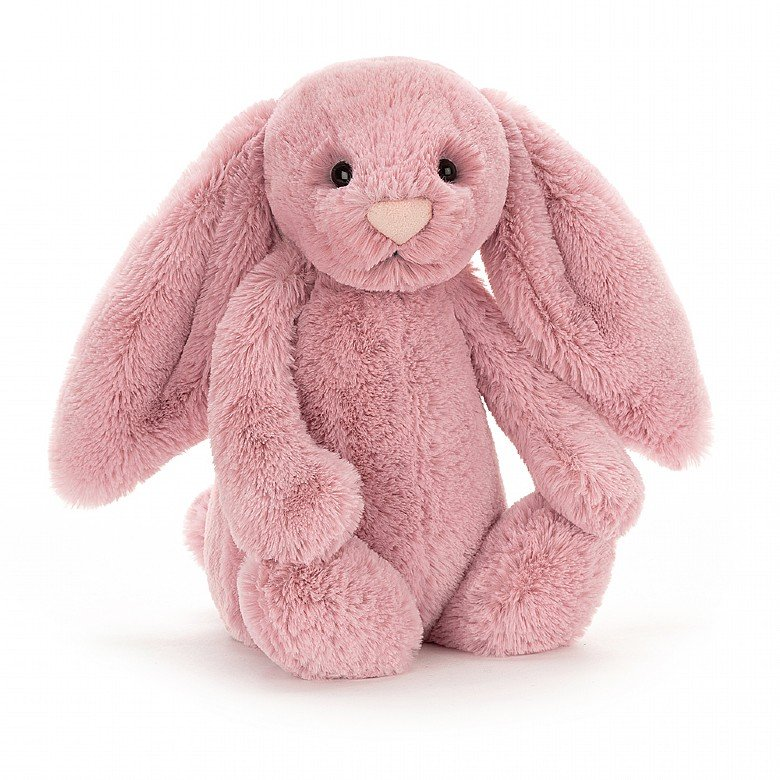Bashful Tulip Pink Bunny Soft Toy
