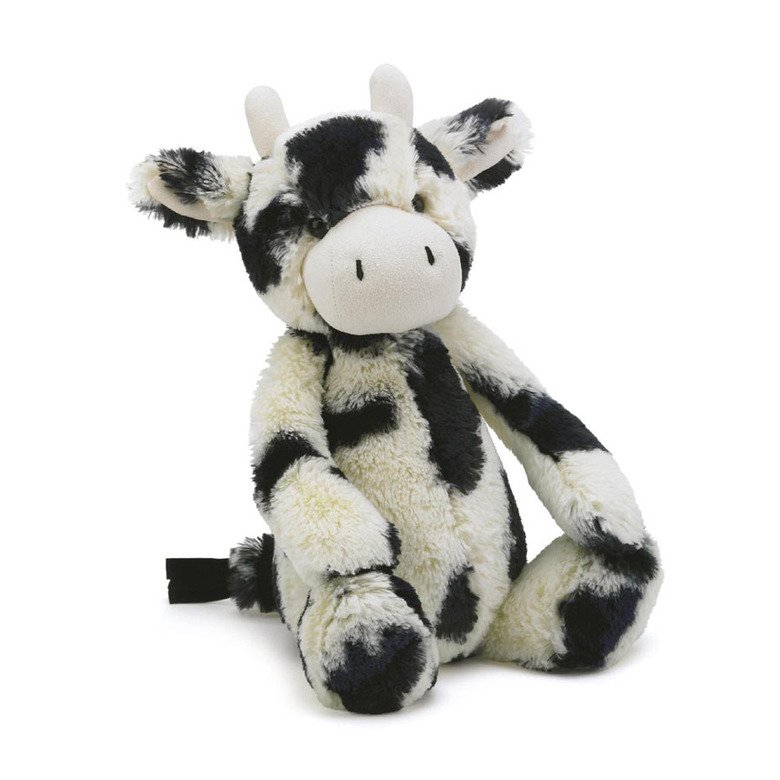 Bashful Calf Soft Toy
