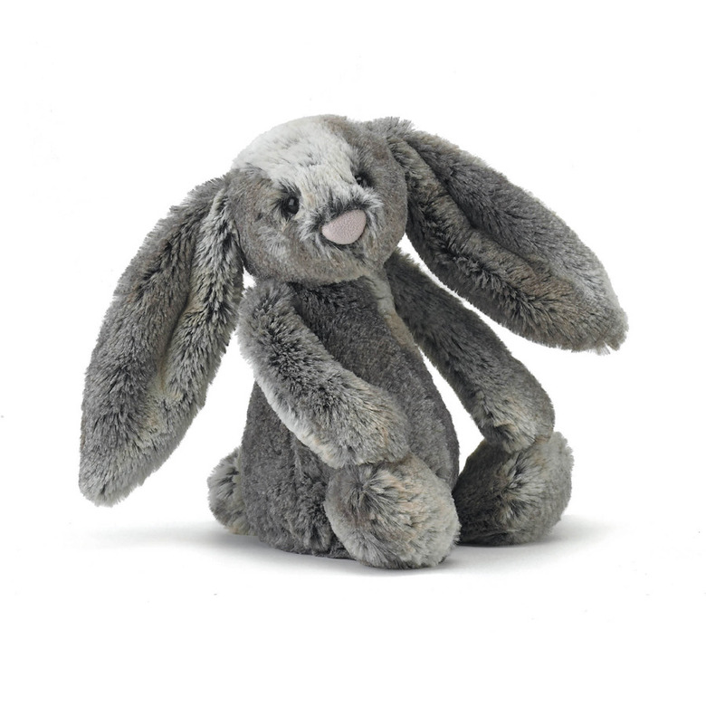 Bashful Cottontail Bunny Soft Toy