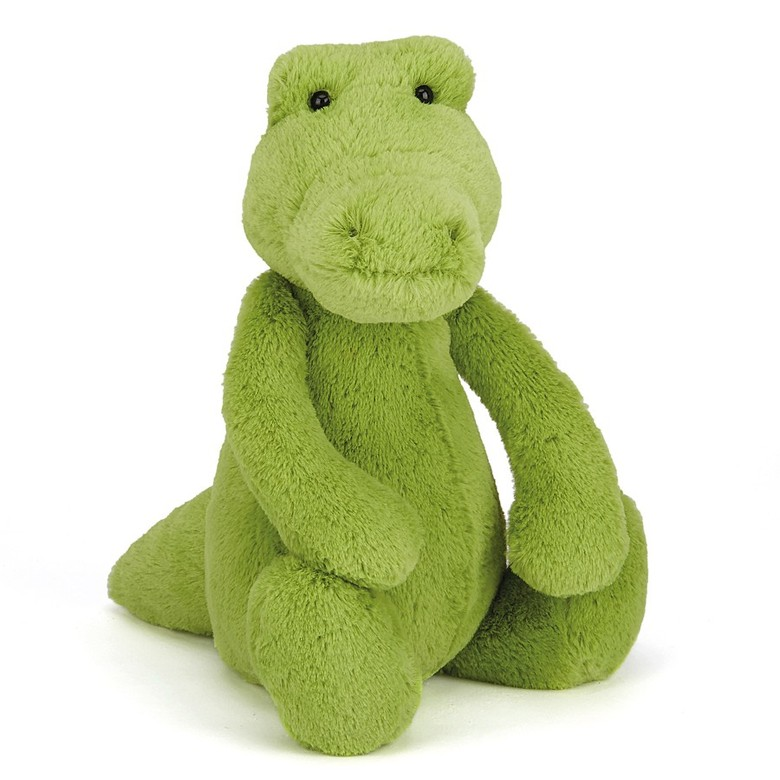 Bashful Croc Soft Toy