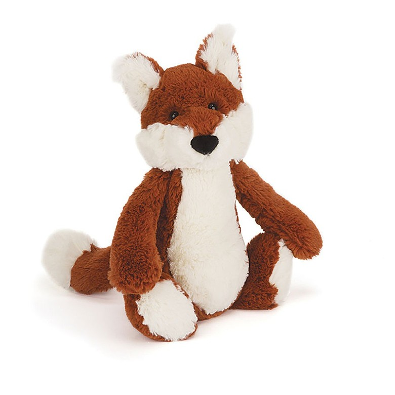 Bashful Fox Soft Toy