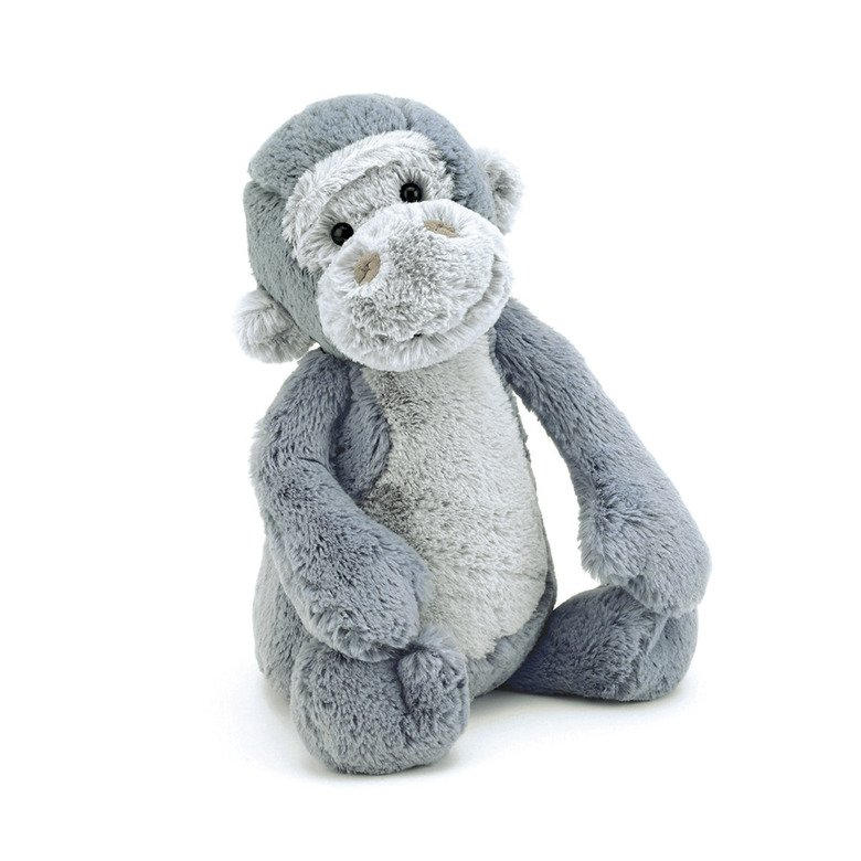 Bashful Gorilla Soft Toy