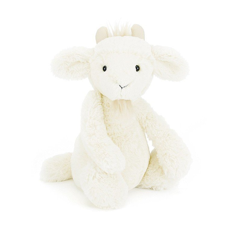 Bashful Billy Goat Soft Toy