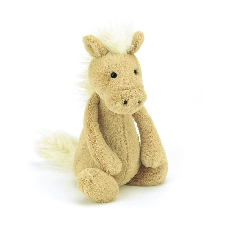 Bashful Horse Soft Toy