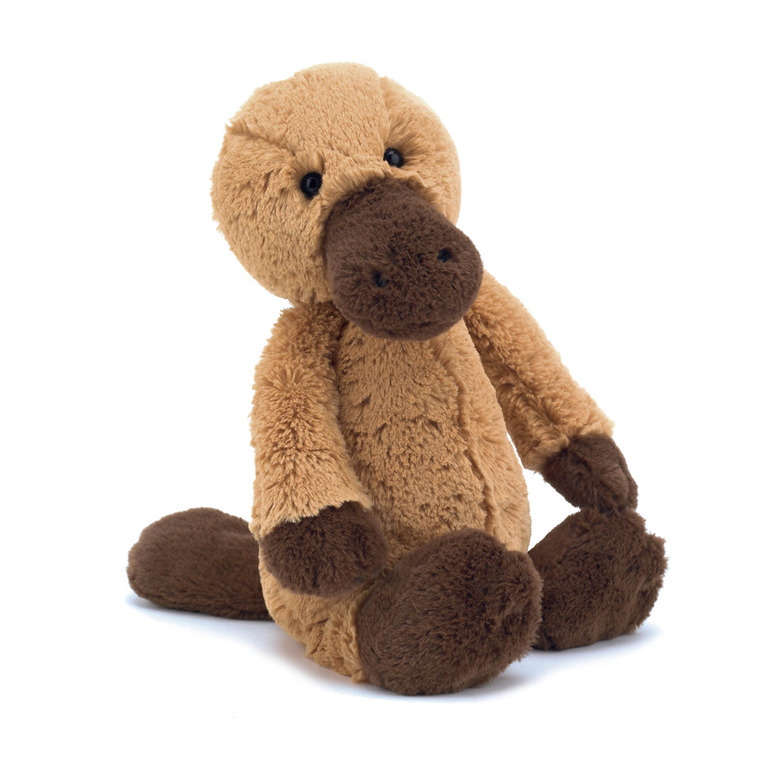 Bashful Platypus Soft Toy