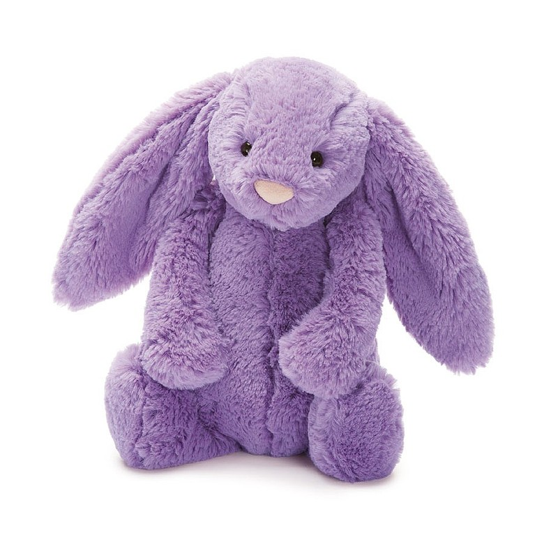 Bashful Iris Bunny Soft Toy
