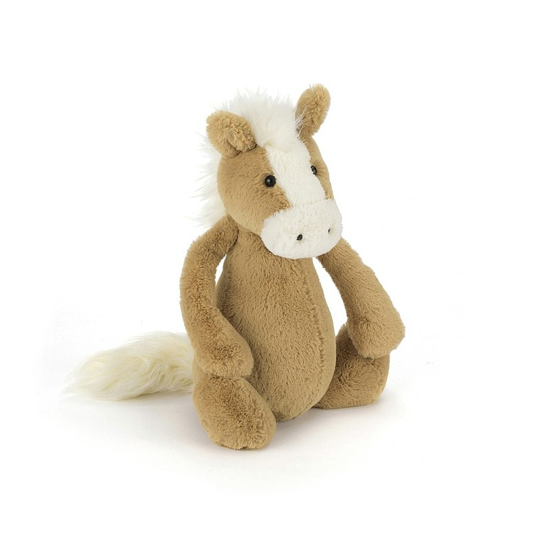 Bashful Pony Soft Toy