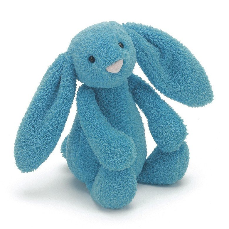Bashful Bunny Quentin Soft Toy