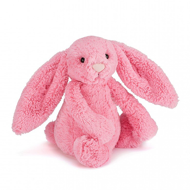 Bashful Sorbet Bunny Soft Toy