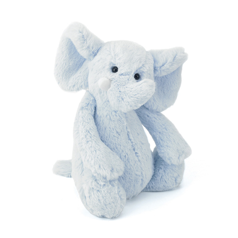 Bashful Blue Elly Soft Toy