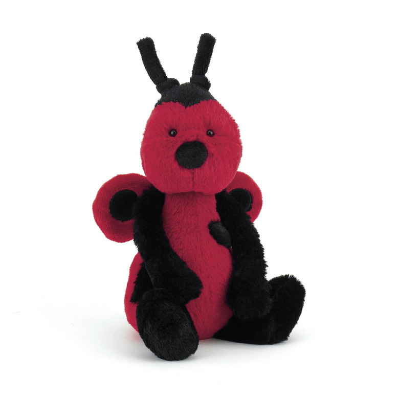 Bashful Ladybird Soft Toy