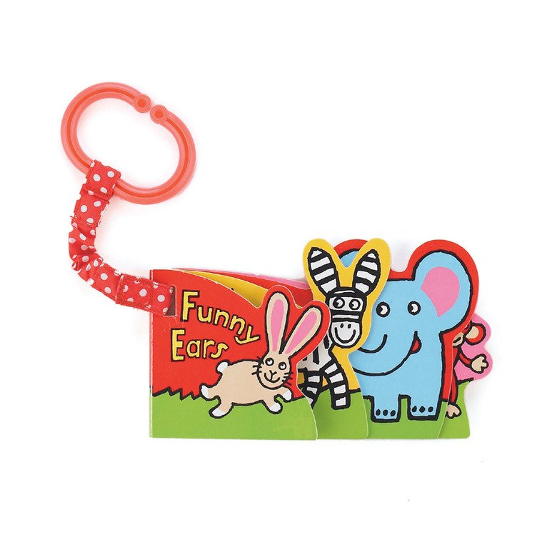 Funny Ears Board Book