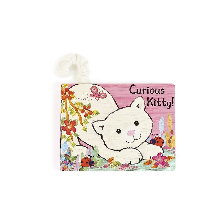 Curious Kitty Board Book