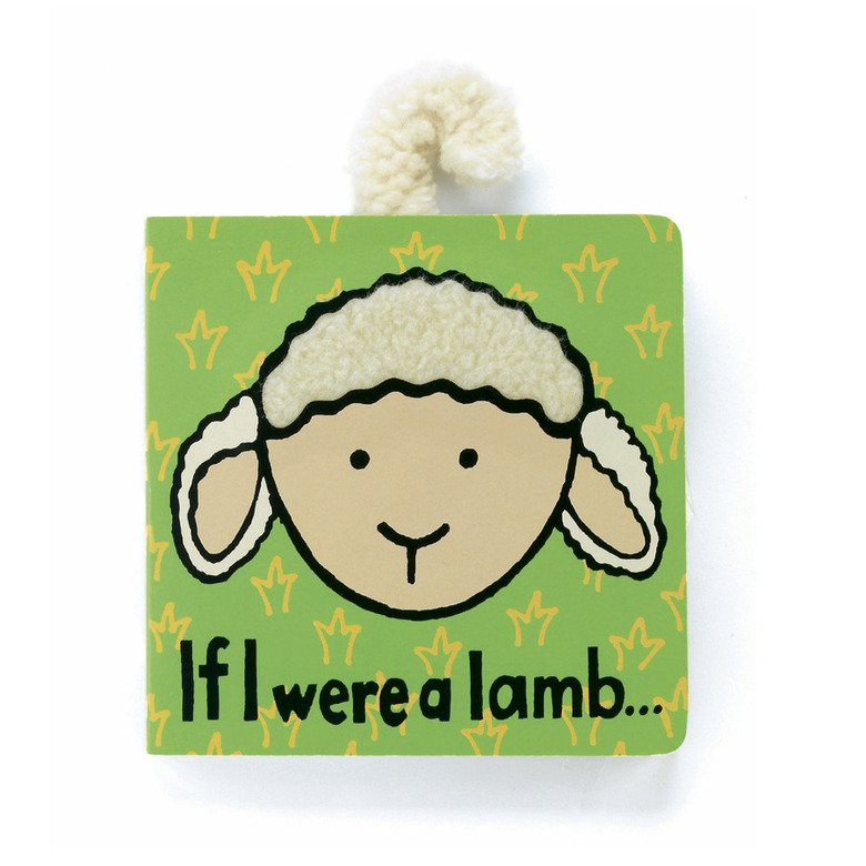 If I Were a Lamb Board Book