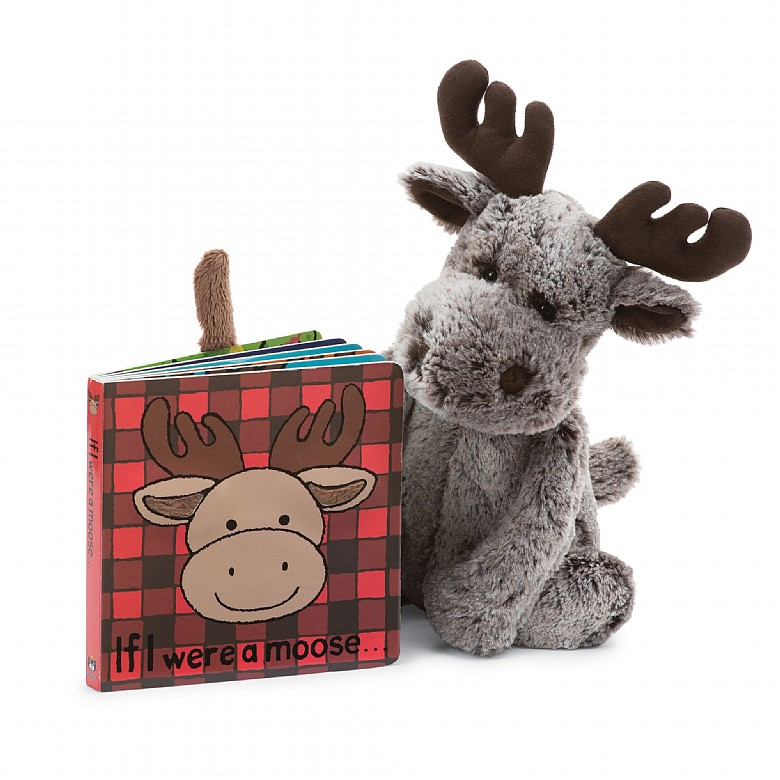 Adorable plush and book from Jellycat make a great Christmas gift! | SugarBabies Blog