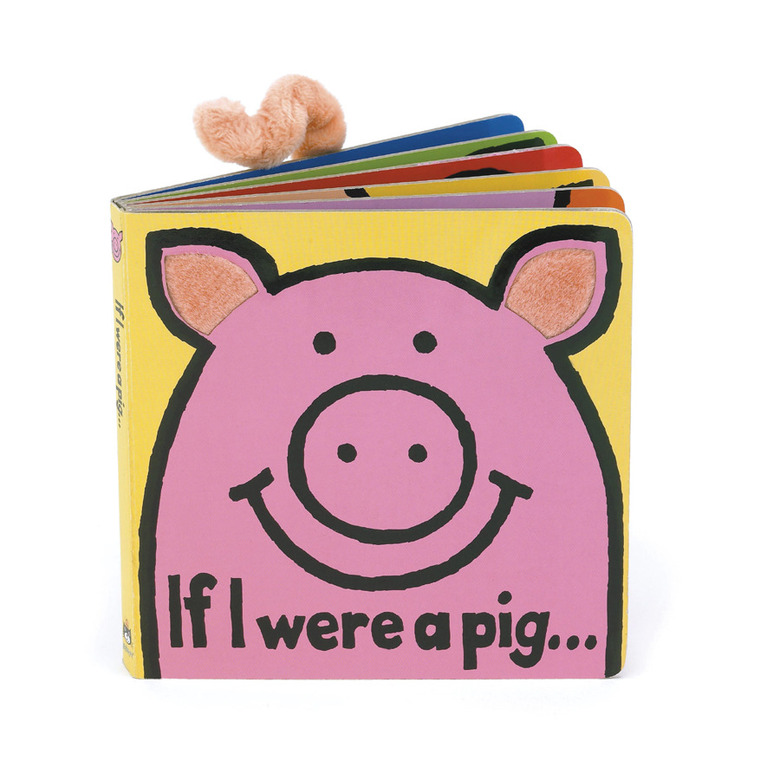If I Were A Pig Board Book