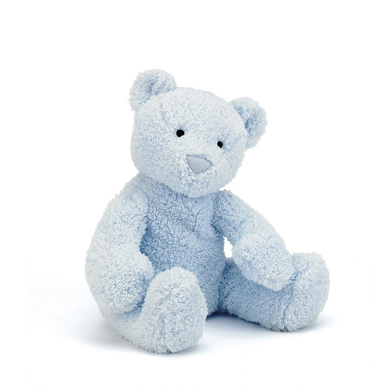 Bebe Blue Bear Soft Toy